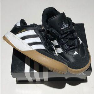 Adidas SAMBA M I size 8K 660300 Black white gum